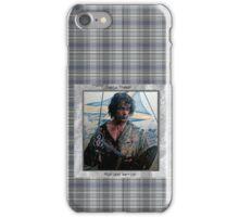 Jamie Fraser-Highland Warrior iPhone Case/Skin