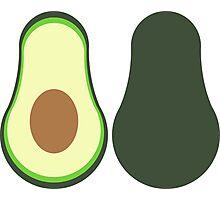 Avocados  Photographic Print