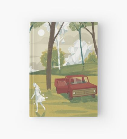 Glitch 01 Hardcover Journal
