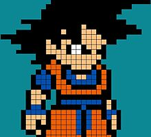 Goku 8MB by Lannie1787