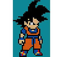 Goku 8MB Photographic Print
