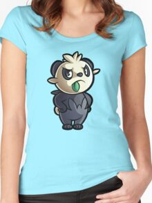 Pancham Women's Fitted Scoop T-Shirt