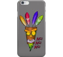 Aku - Aku  iPhone Case/Skin