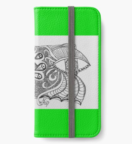 Insight iPhone Wallet/Case/Skin