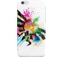Hylian Paint Splatter iPhone Case/Skin