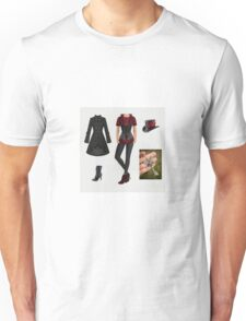 23. Easy SteamPunk (outfit promo - link in descroption) Unisex T-Shirt