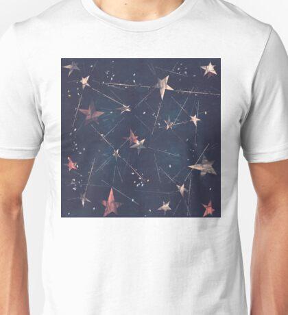 Shooting Star Constellation Unisex T-Shirt