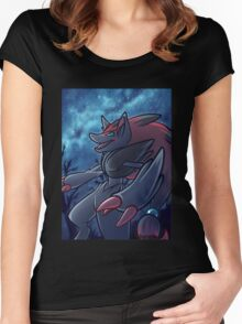 Zoroark Women's Fitted Scoop T-Shirt