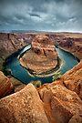 Around the Bend - Page, Arizona, USA by Sean Farrow