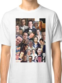 Andrew Scott Collage Classic T-Shirt