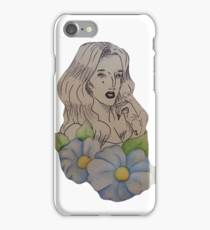 Max Collective Floral iPhone Case/Skin