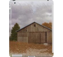 Scenic Barn in field iPad Case/Skin