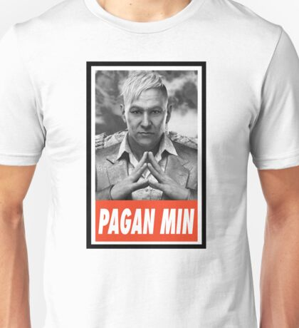 -GEEK- Pagan Min Far Cry 4 Unisex T-Shirt