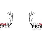 The Cocoa is People by Brie Alsbury