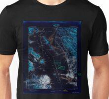 USGS TOPO Map California CA San Francisco 298889 1895 62500 geo Inverted Unisex T-Shirt