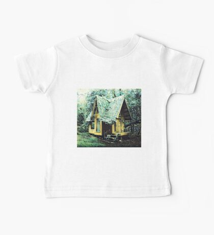 Hut In The Forest Baby Tee