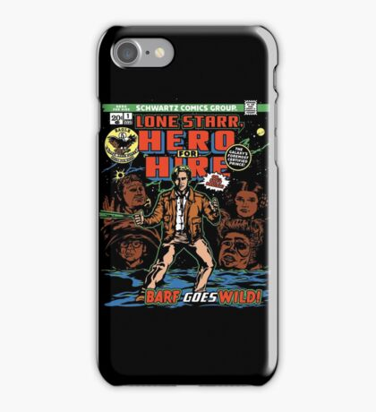 Hero for Hire iPhone Case/Skin