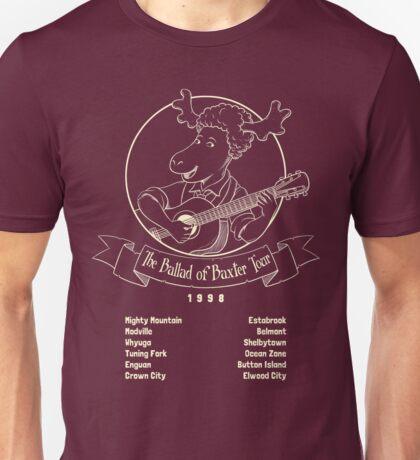 Ballad of Baxter Tour '98 - Light Unisex T-Shirt