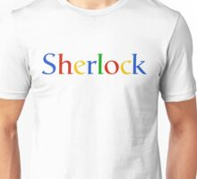 Sherlock Search Unisex T-Shirt