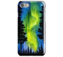 Northern Lights Wave iPhone Case/Skin