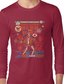 Hero for Hire Long Sleeve T-Shirt