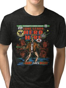 Hero for Hire Tri-blend T-Shirt