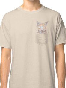 ;P ~ Seb the Groovy Cat  Classic T-Shirt