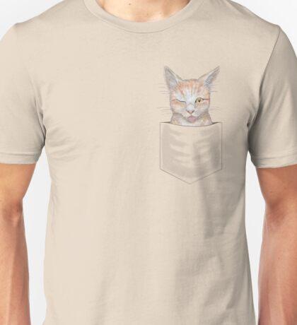 ;P ~ Seb the Groovy Cat  Unisex T-Shirt