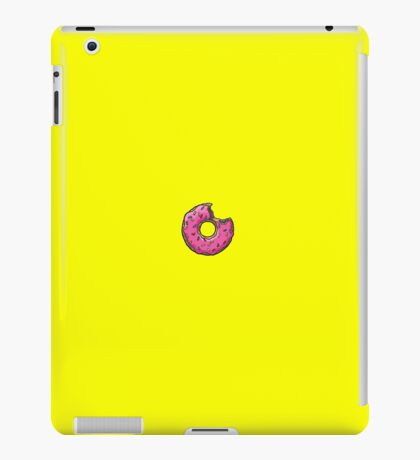 Simpsons Donuts iPad Case/Skin
