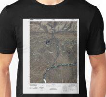 USGS TOPO Map Colorado CO Cactus Reservoir 20100901 TM Unisex T-Shirt