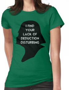 I find your lack Womens Fitted T-Shirt