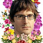 Louis Theroux Floral by GoofballGear
