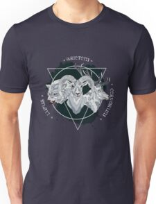 The Wolf The Ram & The Hart Unisex T-Shirt