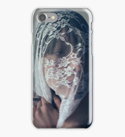 Shrouded iPhone Case/Skin