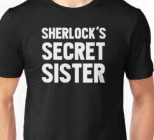 Sherlock's Secret Sister Unisex T-Shirt