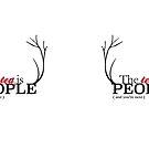 The Tea is People by Brie Alsbury