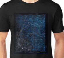 USGS TOPO Map California CA Dinuba 299326 1924 125000 geo Inverted Unisex T-Shirt
