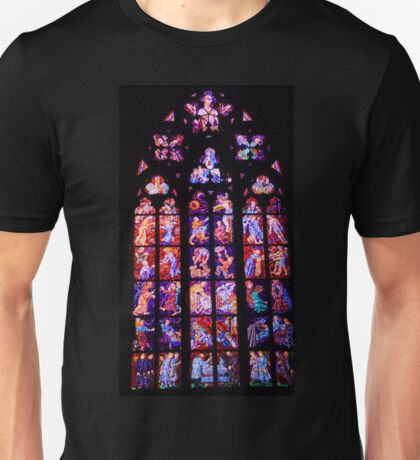 Cathedral Window Unisex T-Shirt