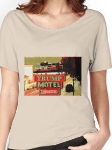 TRUMP MOTEL Women's Relaxed Fit T-Shirt