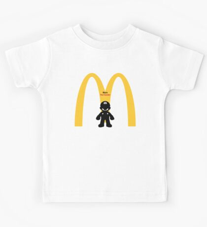 Mario The Founder Kids Tee