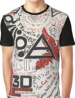 thirty seconds Graphic T-Shirt