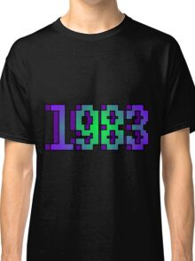 1983 - Pixels Classic T-Shirt