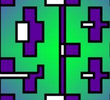 1983 - Pixels Sticker