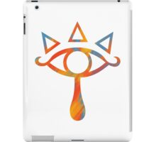 Eye of Truth Paint iPad Case/Skin