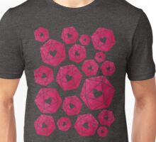 Dice Are Love Unisex T-Shirt