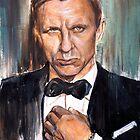 007 James Bond by Martin  Kumnick