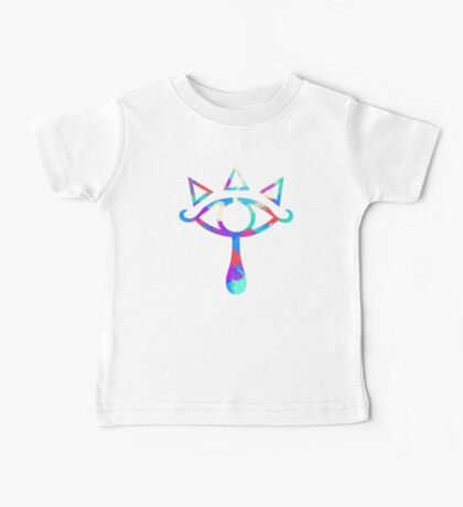 Eye of Truth Paint Baby Tee