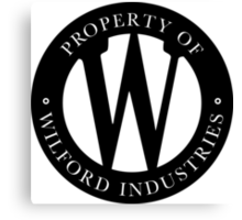Wilford Industries Canvas Print