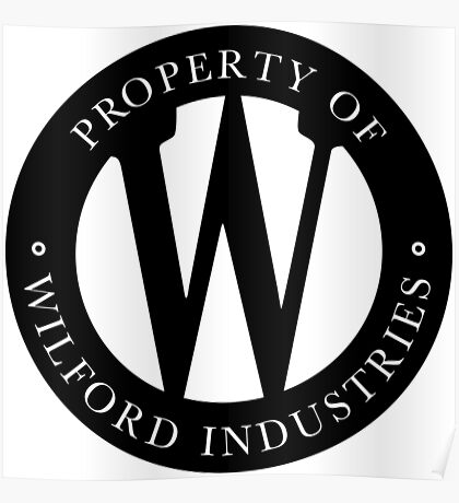 Wilford Industries Poster