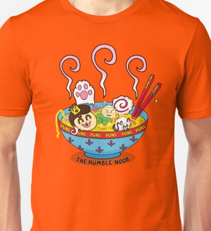 The Dumpling Born. (Complete with Tofu cats <3) Unisex T-Shirt